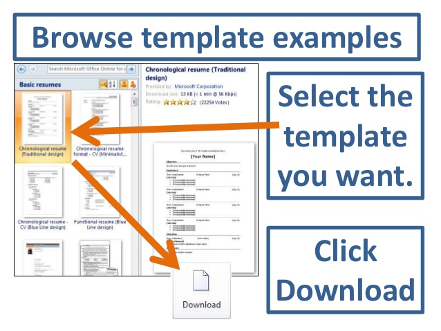 accessing resume templates in word microsoft office sample for experienced improve oracle Resume Microsoft Office Word Resume Templates 2010