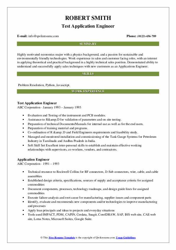 application engineer resume samples qwikresume mechanical pdf good fonts typical layout Resume Mechanical Application Engineer Resume