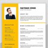 assure resume free modern template for ms word highly organized 1000x700 zety executive Resume Highly Organized Resume