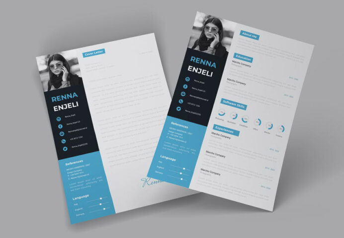 best indesign resume templates free pro cv downloads learn adobe design an interactive Resume Learn Adobe Indesign Design An Interactive Resume Portfolio