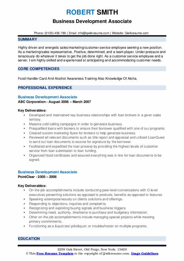 business development associate resume samples qwikresume short and engaging pitch about Resume Short And Engaging Pitch About Yourself Examples For Resume