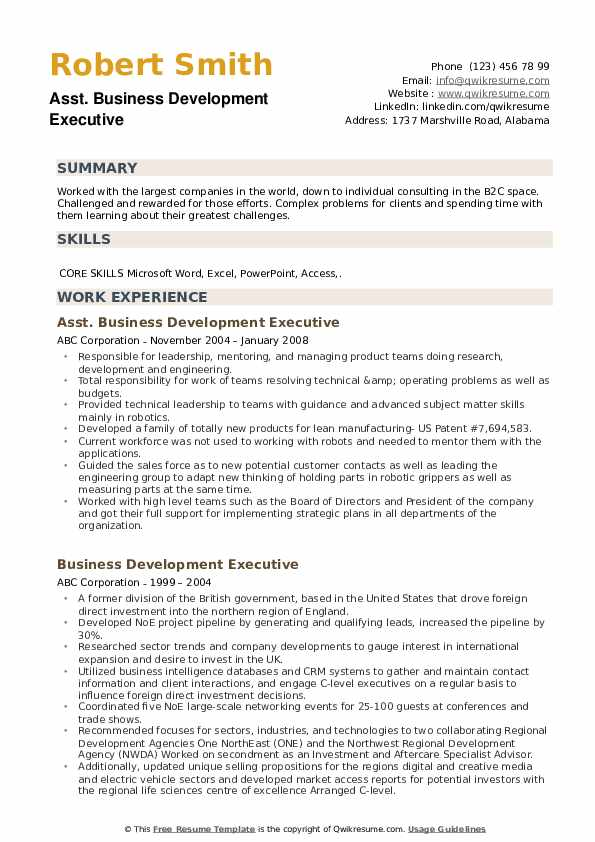 business development executive resume samples qwikresume skills pdf airline review icons Resume Business Development Executive Skills Resume