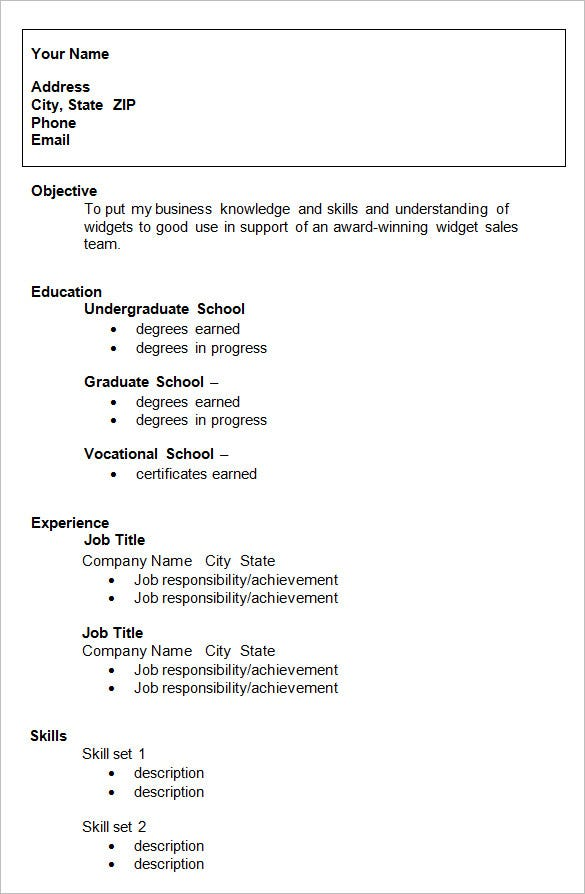 college resume template sample examples free premium templates for student with little Resume Sample Resume For College Student With Little Experience