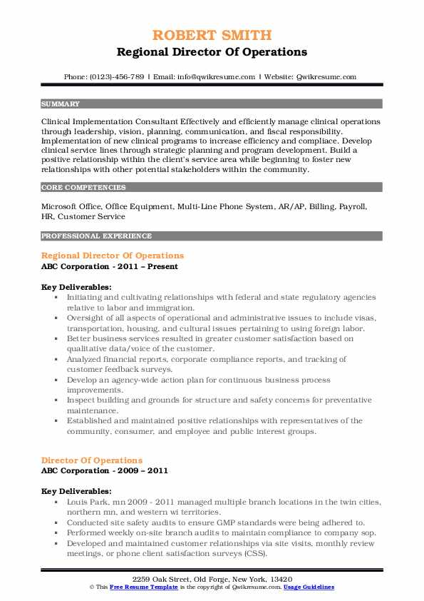 director of operations resume samples qwikresume sample pdf health care aide format best Resume Director Of Operations Resume Sample