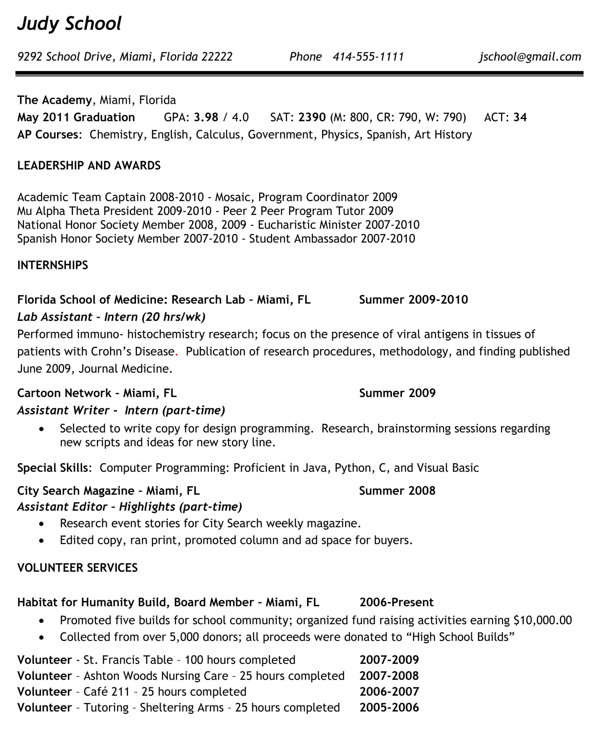 einstein essay for the aarau school written in french help writing term paper Resume Sample College Application Resume For High School Seniors