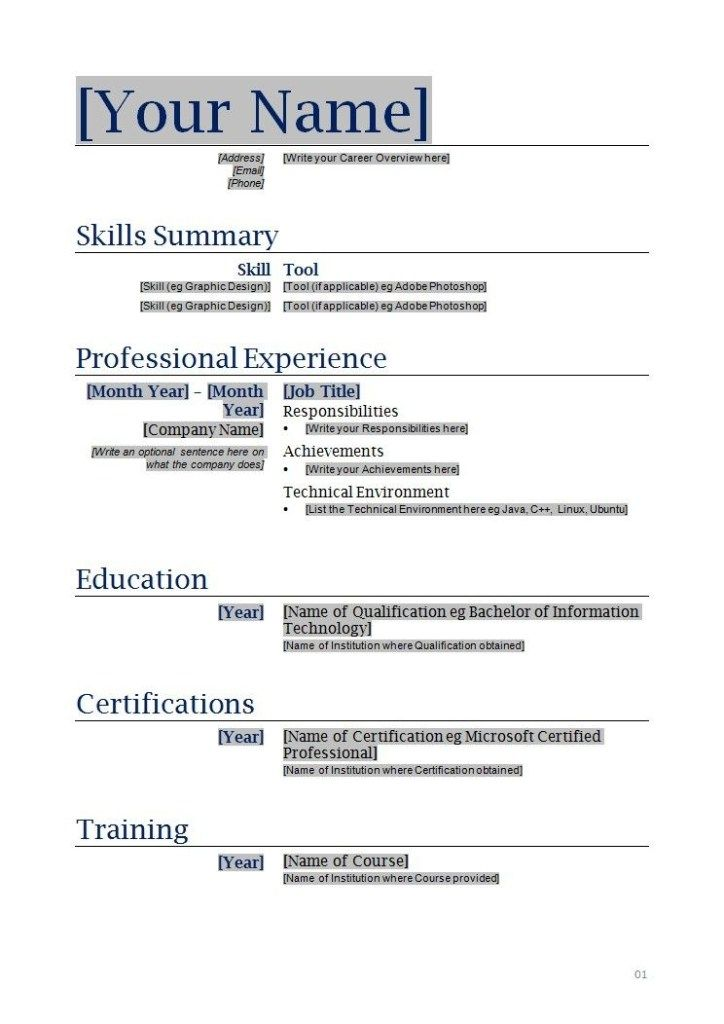 free blanks resumes templates posts related to blank in functional resume template Resume Free Empty Resume Templates
