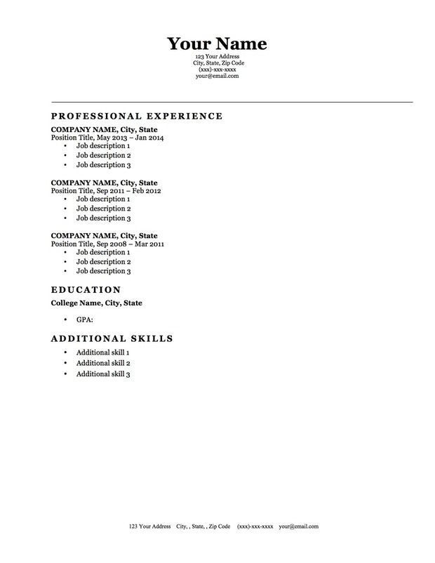 free resume references template word printable with reference section experienced Resume Resume Template With Reference Section