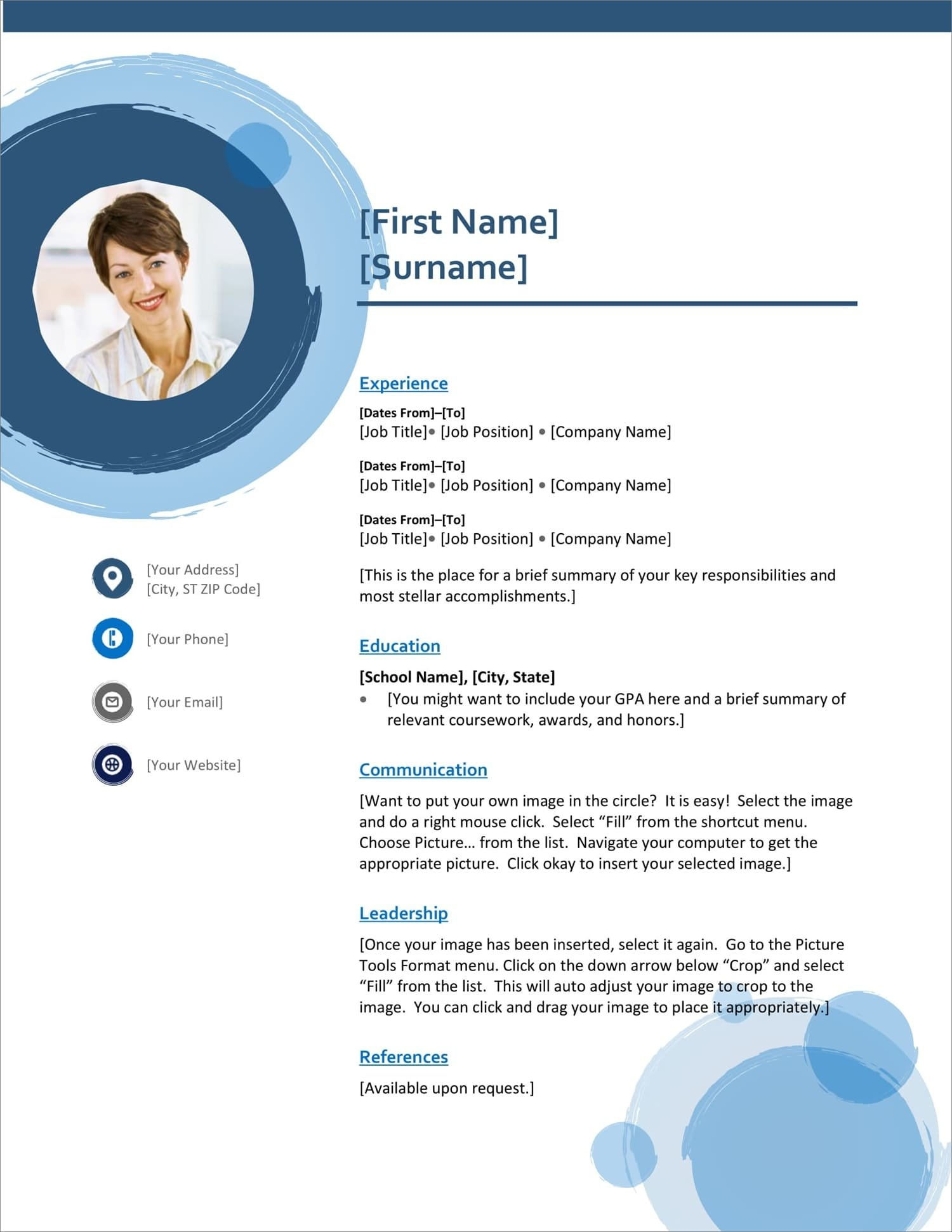 free resume templates for to now your template new customer service supervisor formal Resume Resume Templates Download Your Free Resume Template