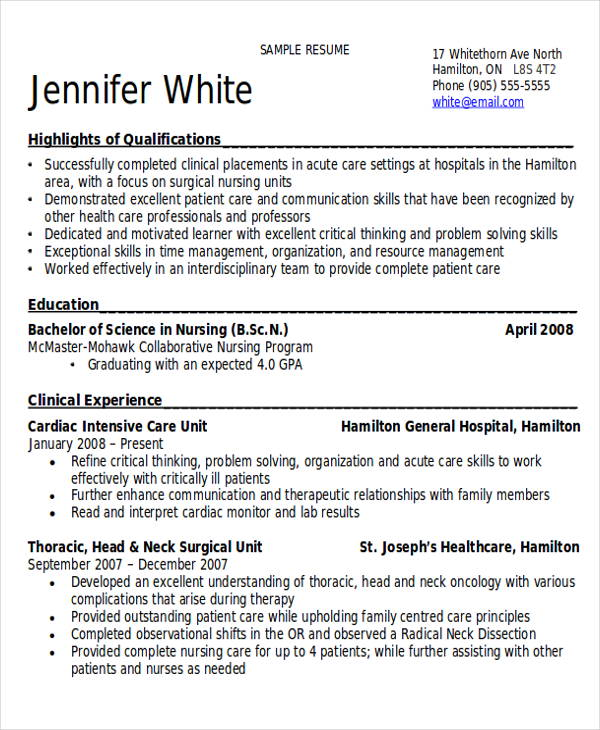 free sample rn resume templates in ms word pdf entry level nursing skills example Resume Entry Level Nursing Resume Skills