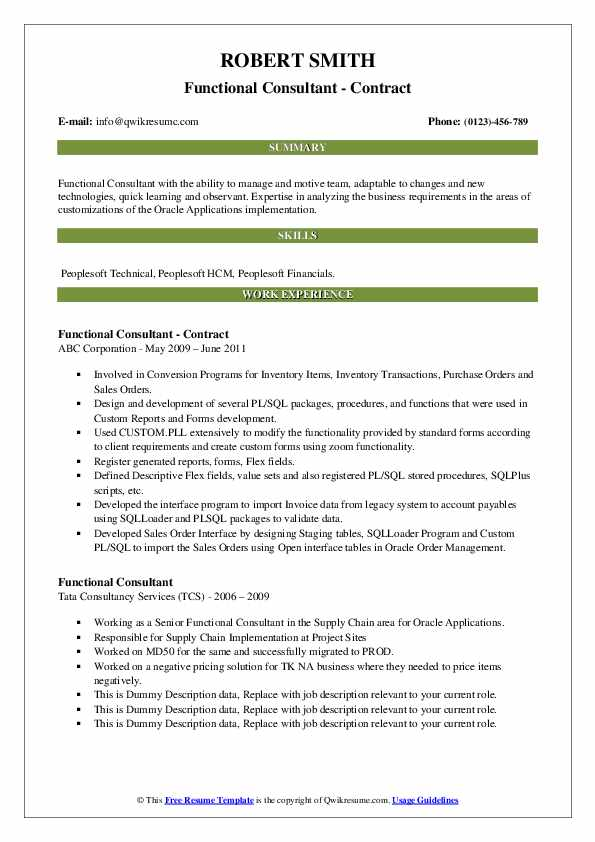 functional consultant resume samples qwikresume workday pdf police cover letter Resume Workday Consultant Resume