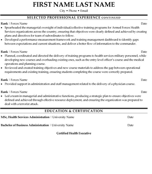 health services manager resume sample template deployment p2 senior clinical research Resume Deployment Manager Resume