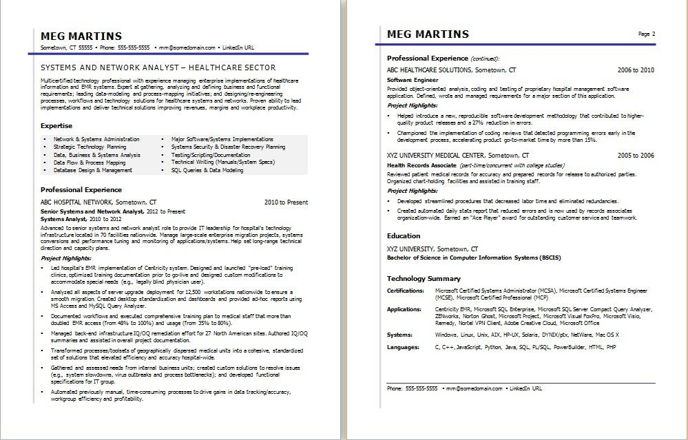 healthcare it resume sample monster objective for examples airs extension active golf Resume Objective For Healthcare Resume Examples