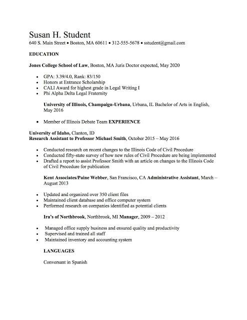 law school resume templates legallyblondenandbroke examples student free professional Resume Law School Student Resume