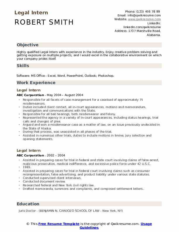 legal intern resume samples qwikresume law school student pdf free professional templates Resume Law School Student Resume
