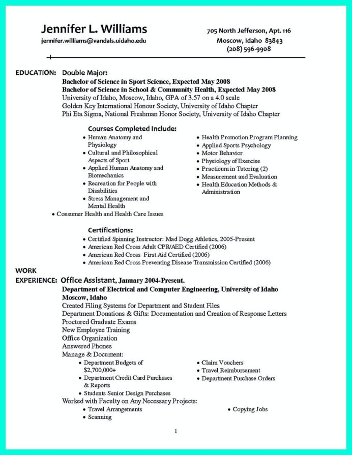 it is necessary to make well organized college golf resume and written co pharmaceutical Resume Highly Organized Resume