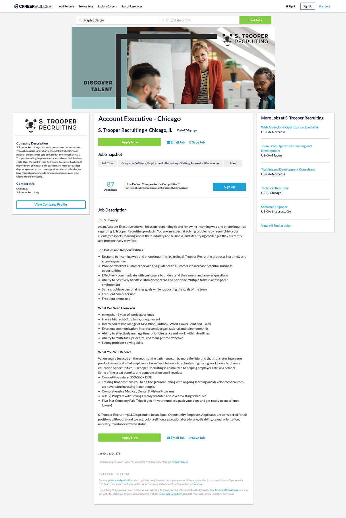 post jobs find quality job seekers fast careerbuilder for employers resume pro postings Resume Careerbuilder Post Resume