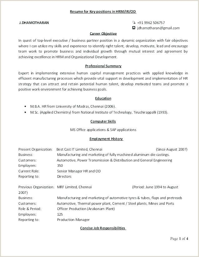 resume format for bsc chemistry freshers best examples med surg sample financial analyst Resume Resume Format For Bsc Chemistry Freshers
