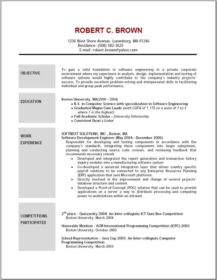 resume objective examples entry level retail tipss und vorlagen of objectives cpa exam Resume Examples Of Resume Objectives Entry Level