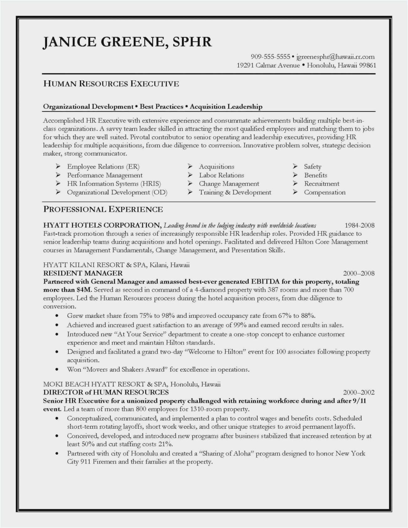 resume objective examples for leadership sample promotion best executive licensed health Resume Objective For Promotion Resume