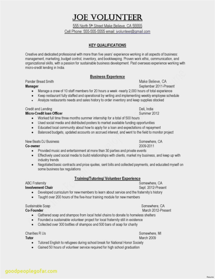 student resume for college application template examples high school seniors format Resume College Application Resume Examples For High School Seniors