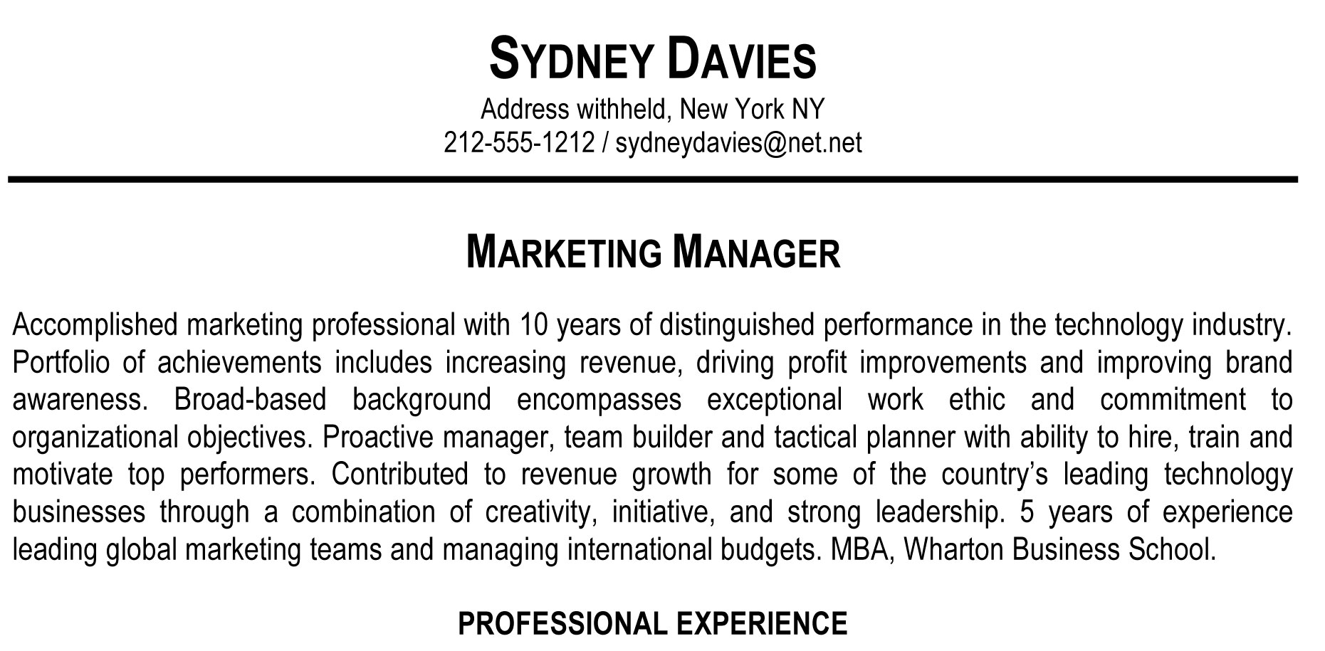 to write resume summary that grabs attention blog blue sky resumes examples for someone Resume Resume Summary Examples For Someone With Little Experience