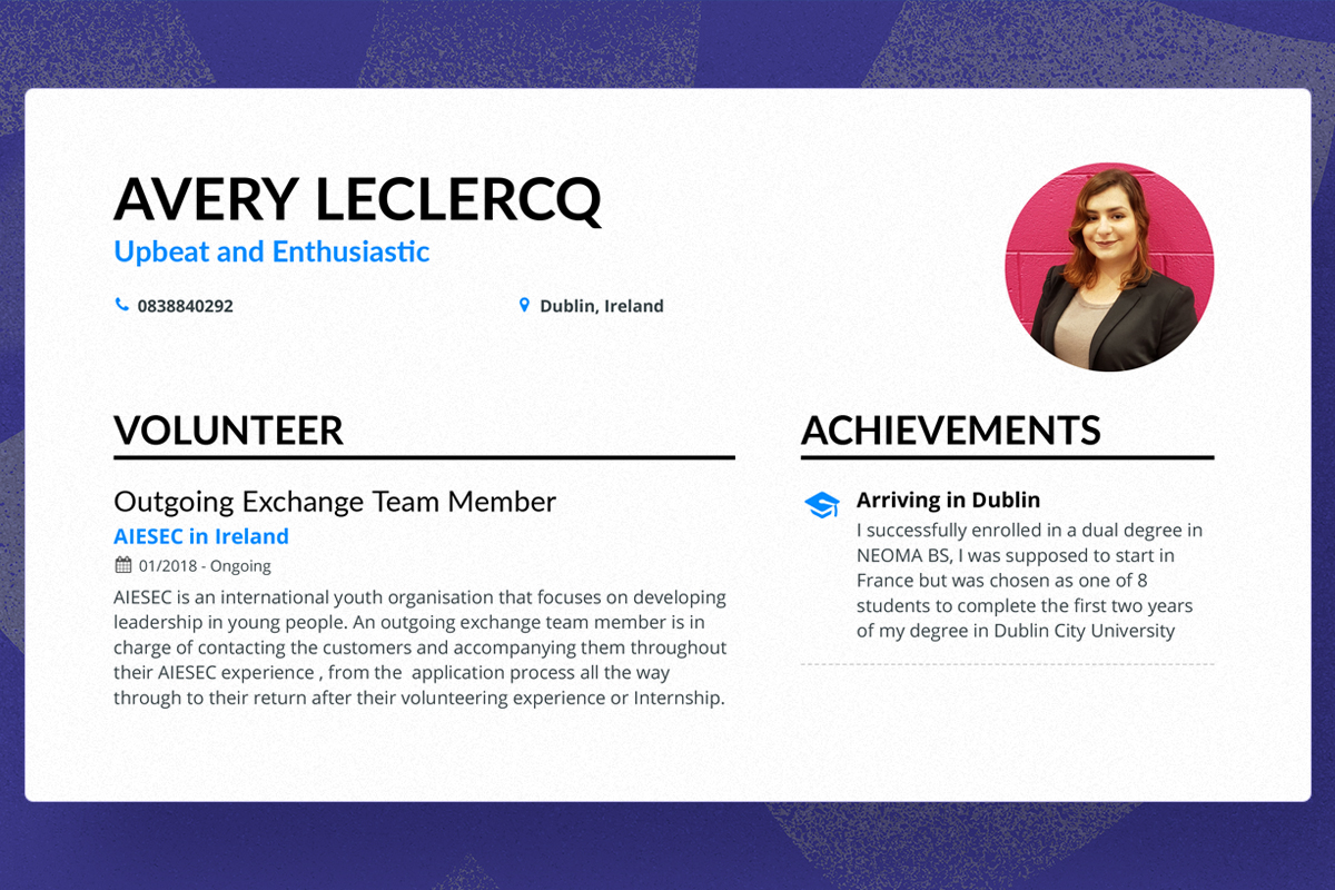 volunteer resume example that gets results experience or leadership on snippet3 Resume Volunteer Experience Or Leadership On Resume