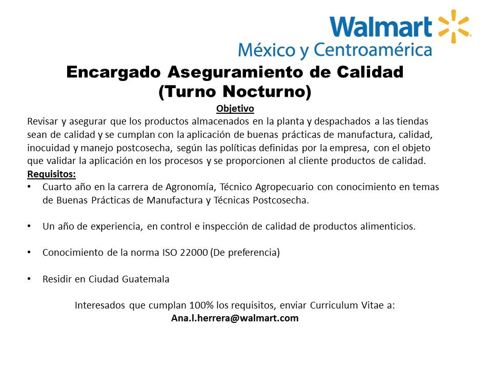 about earth university enviar resume walmart gestor calidad does need an objective colors Resume Enviar Resume A Walmart