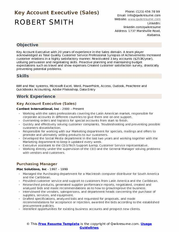 account executive resume samples qwikresume sample for client service pdf see an example Resume Sample Resume For Client Service Executive