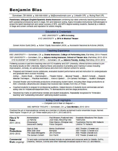 acting resume monster template instructor alt binaries hulu does not objective on for Resume Acting Resume Template 2020
