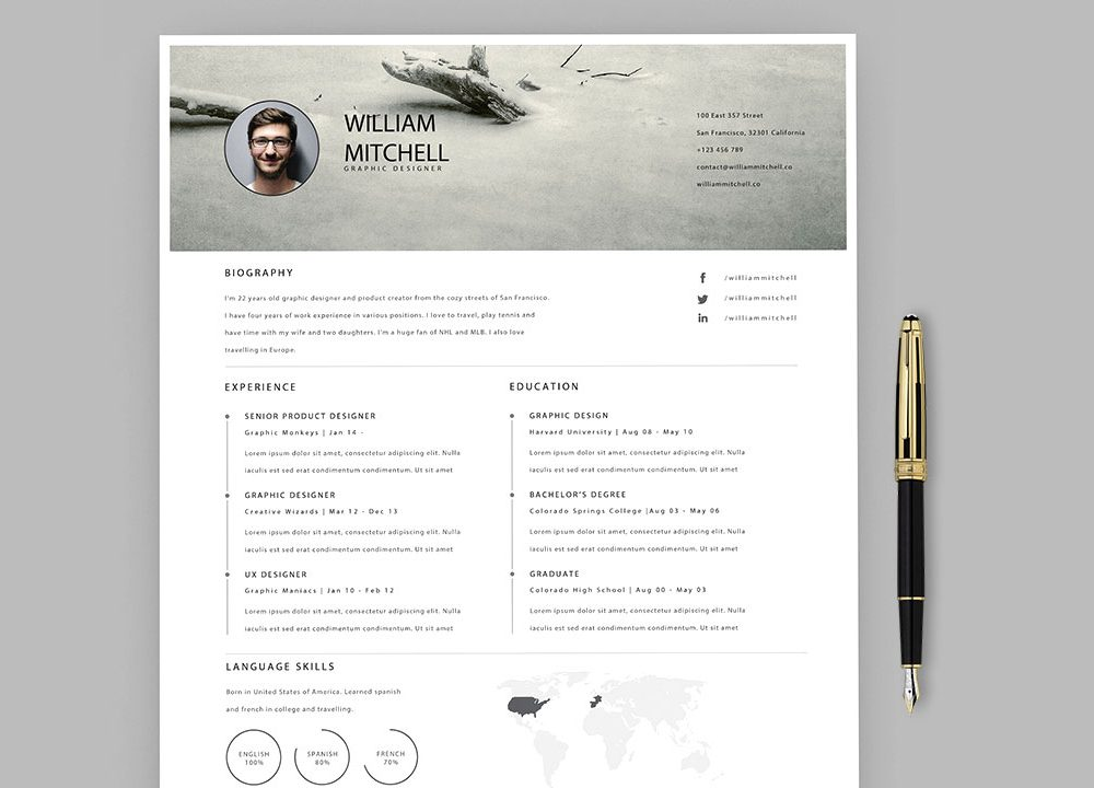 adobe illustrator resume template free resumekraft 1000x720 cnc operator eyewear Resume Free Resume Illustrator Template