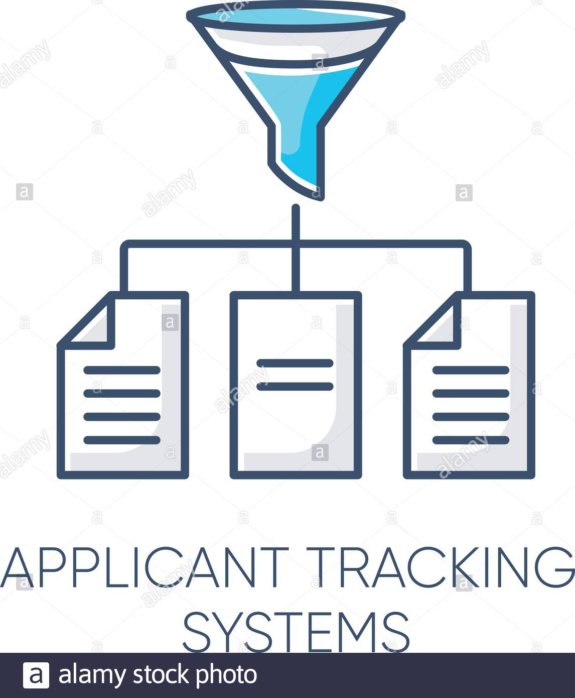 applicant tracking system rgb color icon executive search program professional Resume Resume Database Software