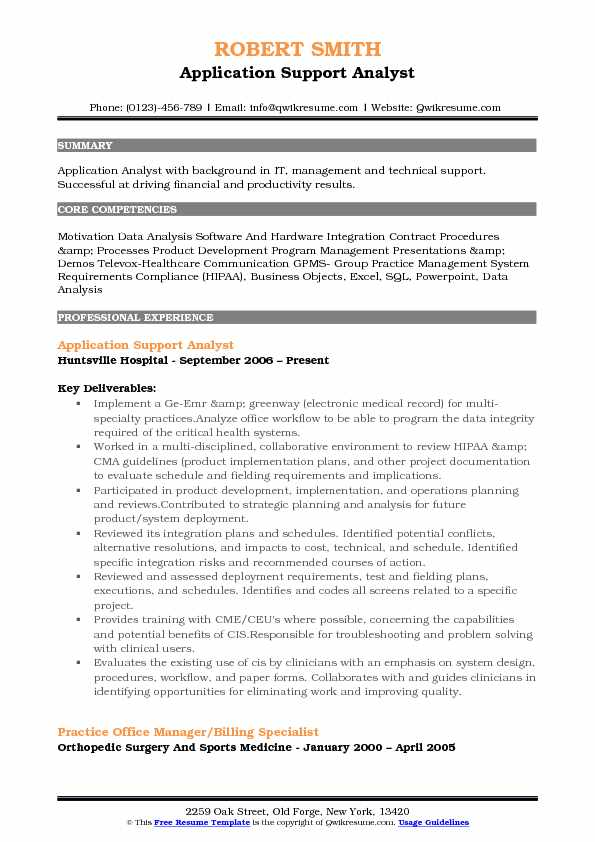 application support analyst resume samples qwikresume software applications pdf senior Resume Software Application Support Resume