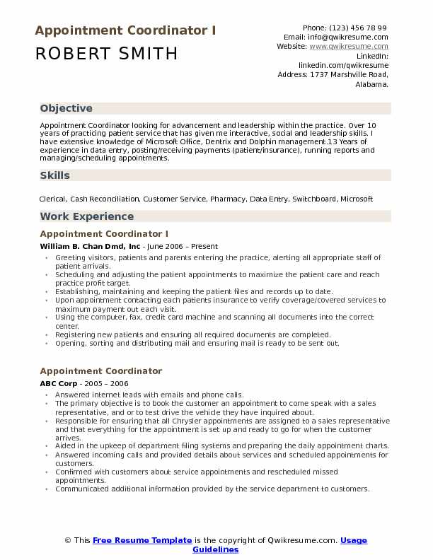 appointment coordinator resume samples qwikresume for scheduling pdf ecu help production Resume Resume For Scheduling Coordinator