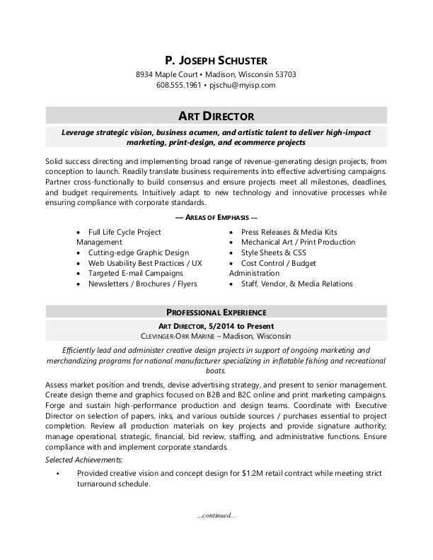 art director resume sample monster print production examples emory linux system Resume Print Production Resume Examples