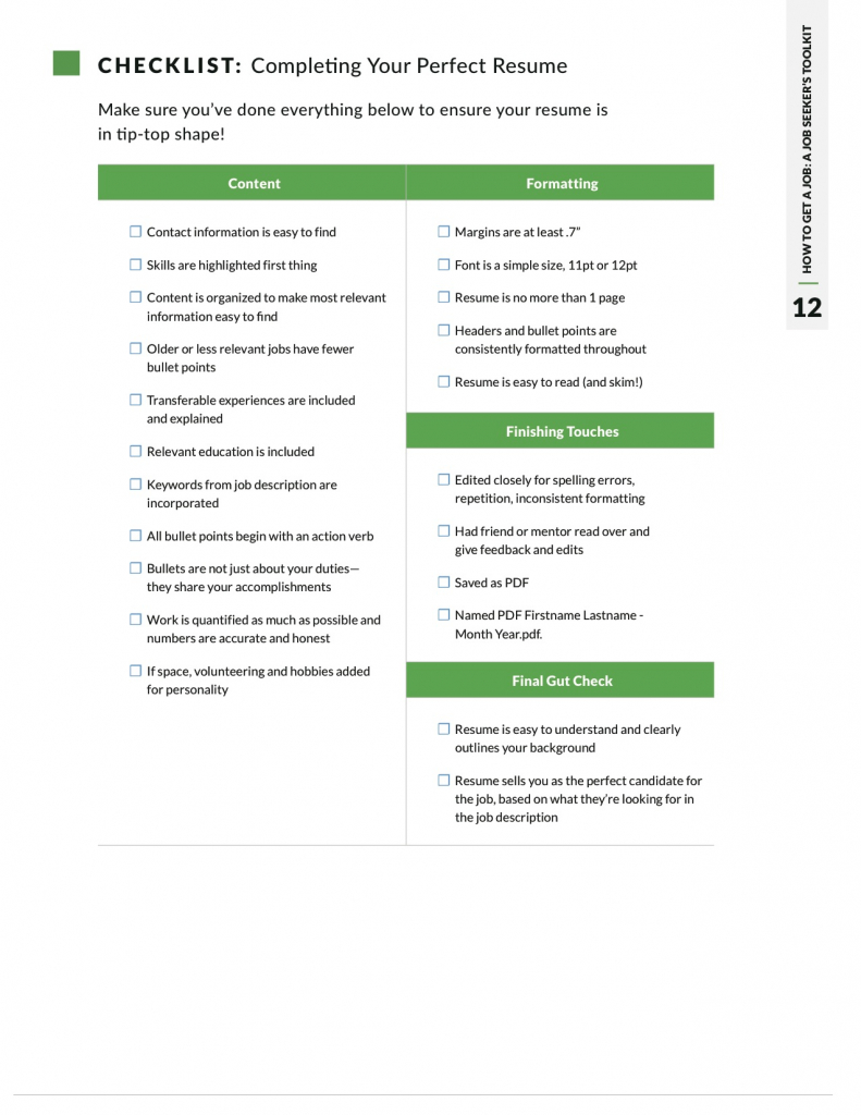 avoid the most common resume mistakes with this simple checklist glassdoor current job Resume Resume Current Job Tense