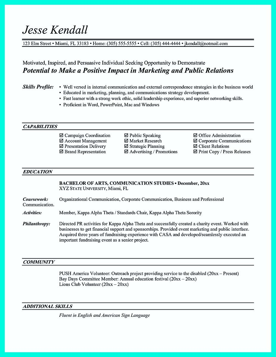 awesome making simple college golf resume with basic but effective information marketing Resume Simple But Effective Resume