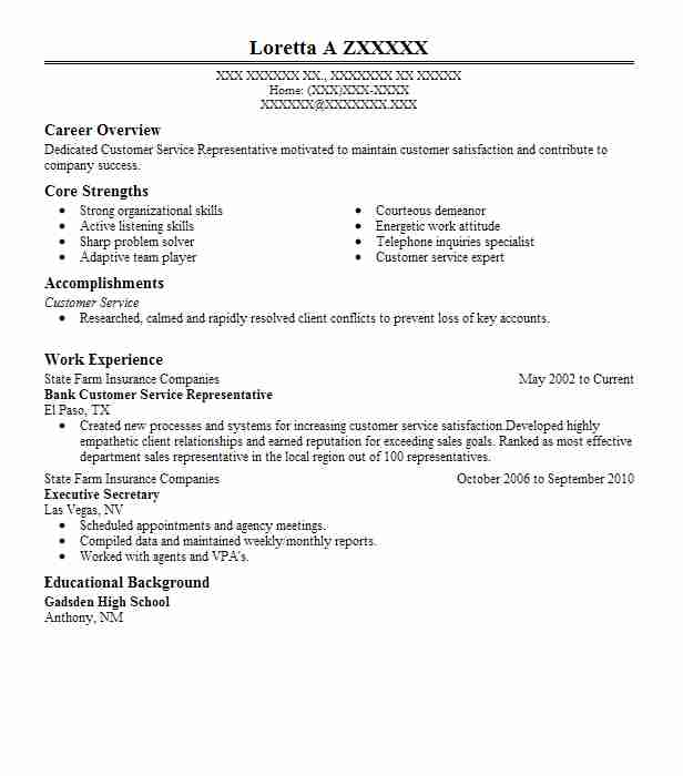 bank customer service representative resume example livecareer nuovo grammarly writing Resume Customer Service Representative Resume Bank