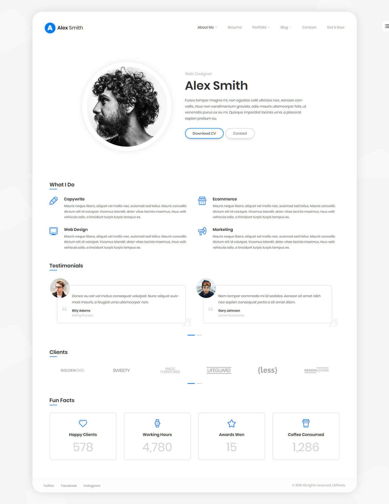 best cv and resume wordpress themes free premium theme awesome funny lte test engineer Resume Best Free Wordpress Resume Themes