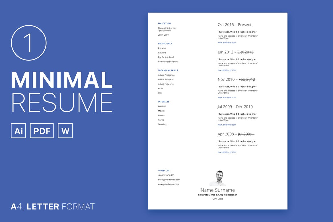 best cv resume templates theme creative examples general objective for job fair manual Resume Creative Resume Examples 2020