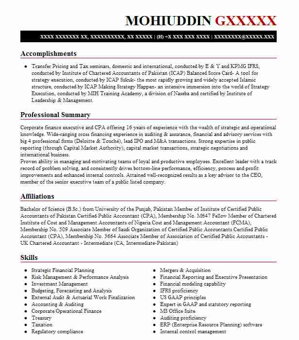 best finance manager resume example livecareer financial management objective spring boot Resume Financial Management Resume Objective