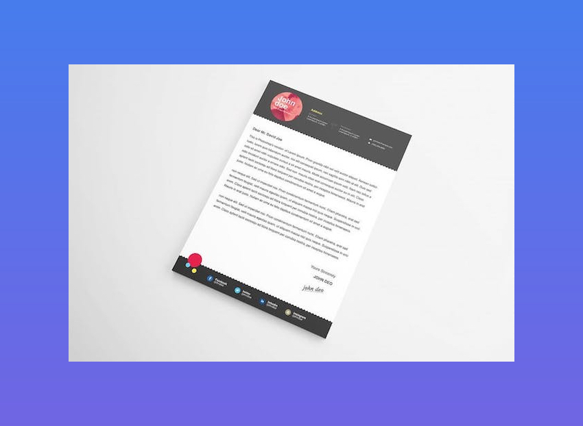 best free microsoft word resume cv cover letter templates matching and creative template Resume Free Matching Cover Letter And Resume Templates