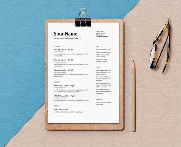 best google docs resume templates drive examples sheets template serif free academic Resume Google Sheets Resume Template