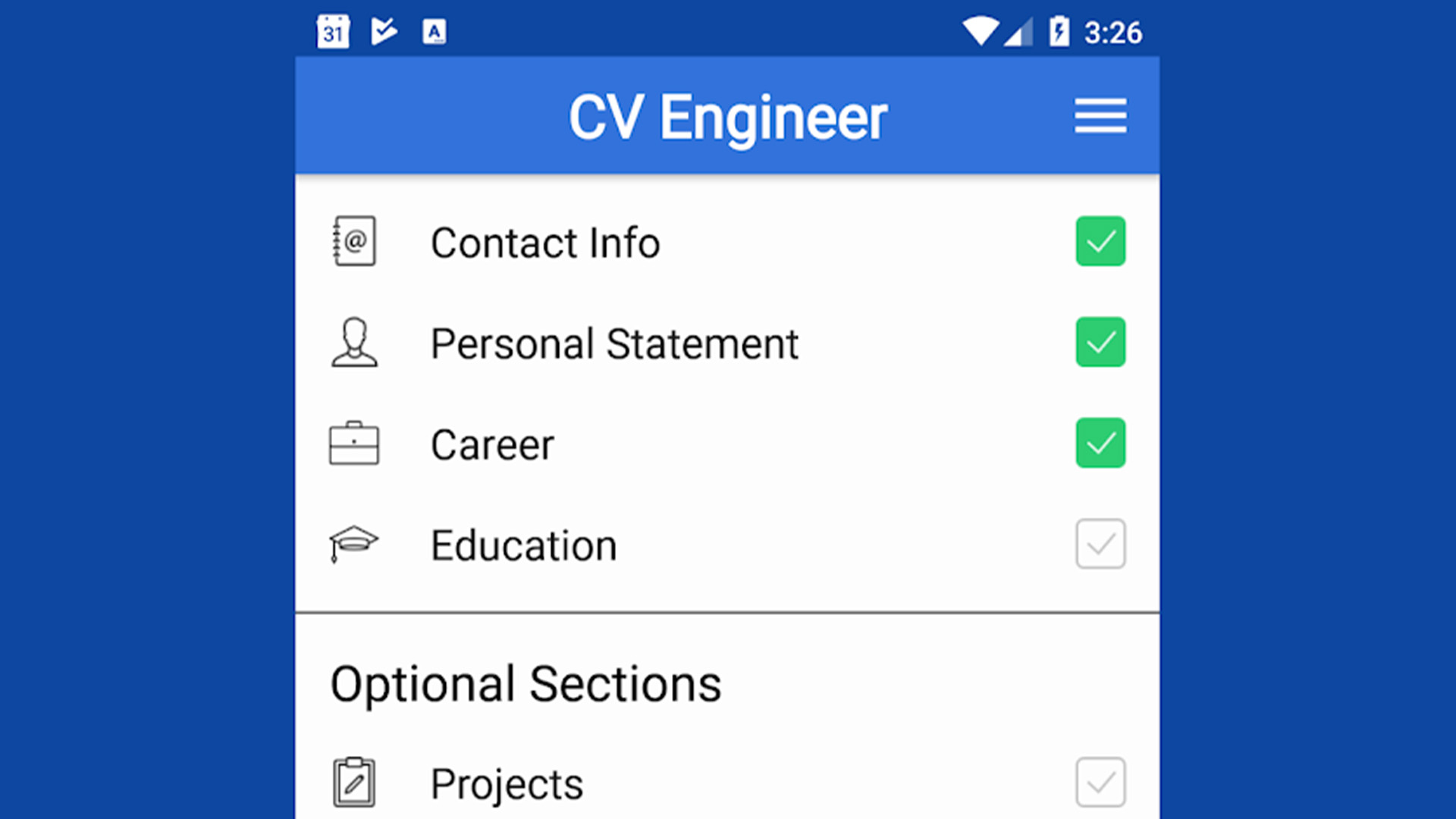 best resume builder apps for android authority maker software windows cv engineer room Resume Resume Maker Software For Windows 10