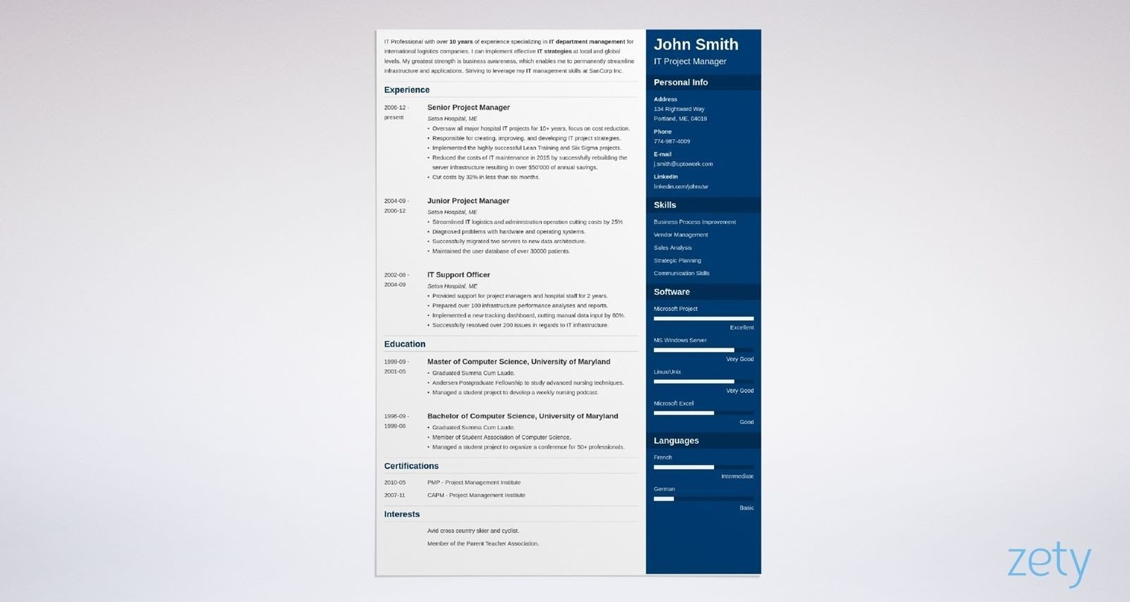 best resume templates for top picks to template free impressive words reference sheet Resume Cascade Resume Template Free