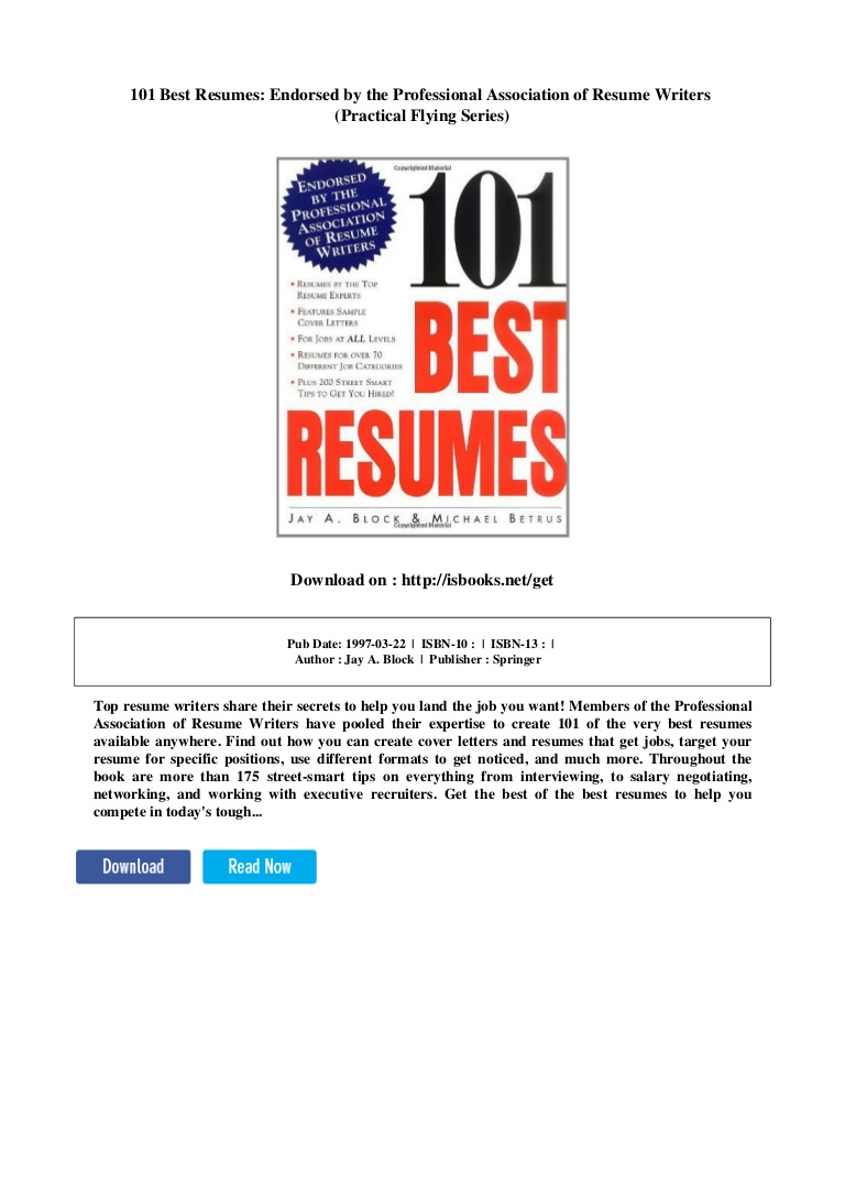 best resumes endorsed by the professional association of resume writers Resume Professional Association Of Resume Writers