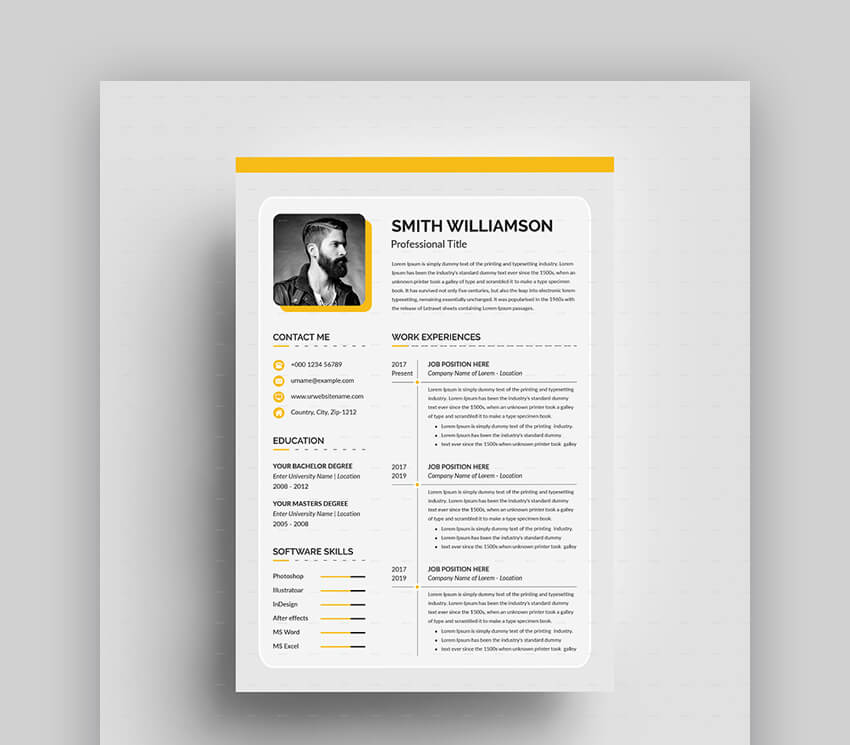 best visual cv resume templates for artists creatives in creative examples customer Resume Creative Resume Examples 2020