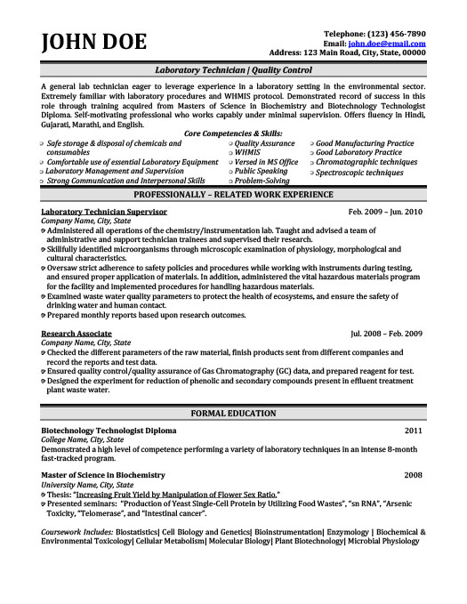 biotechnology resume templates samples examples headline for office assistant work Resume Resume Headline For Biotechnology