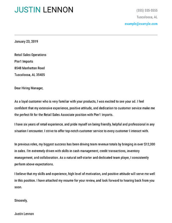 build your cover letter examples myperfectcoverletter job application for resume bold Resume Job Application Cover Letter For Resume