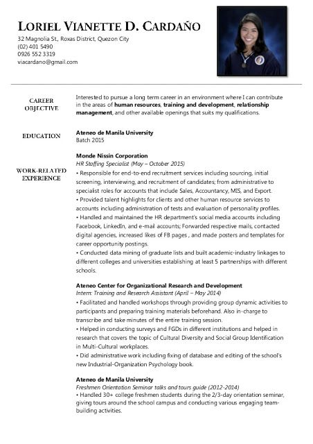 business administration resume samples examples job management objective writing services Resume Business Management Resume Objective