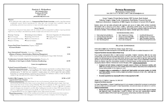 business analyst resume example with testing experience ex10 commis chef retail Resume Business Analyst Resume With Testing Experience